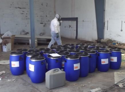 gestion de residuos peligrosos