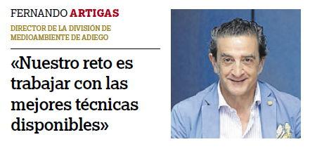 Noticia El Periódico de Aragón 05-06-19