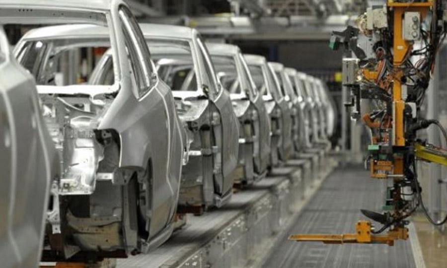 Productos quimicos fabricacion de coches