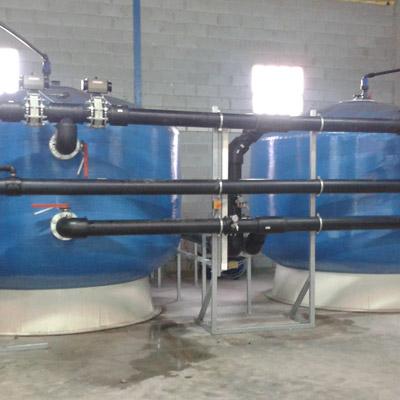 Estacion Tratamiento de Agua Potable