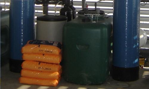 Descalcificacion tratamientos aguas industriales