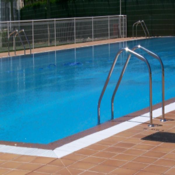 Equipamiento piscinas
