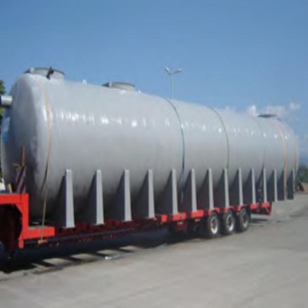 Deposito horizontal almacenamiento agua